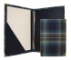 Tartan Menu Covers