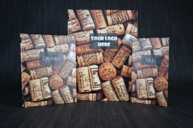 Cork Design Menus